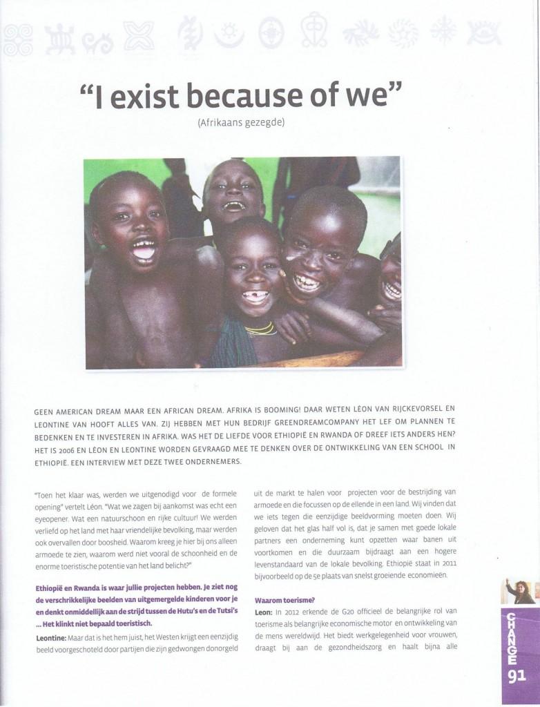 Change Magazine P2