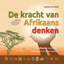 De kracht van Afrikaans denken - Leontine van Hooft - 5e druk - voorkant