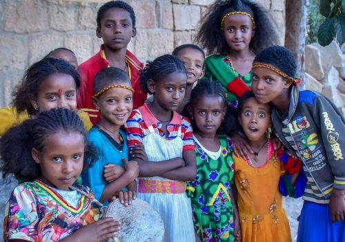 Ethiopia Kids